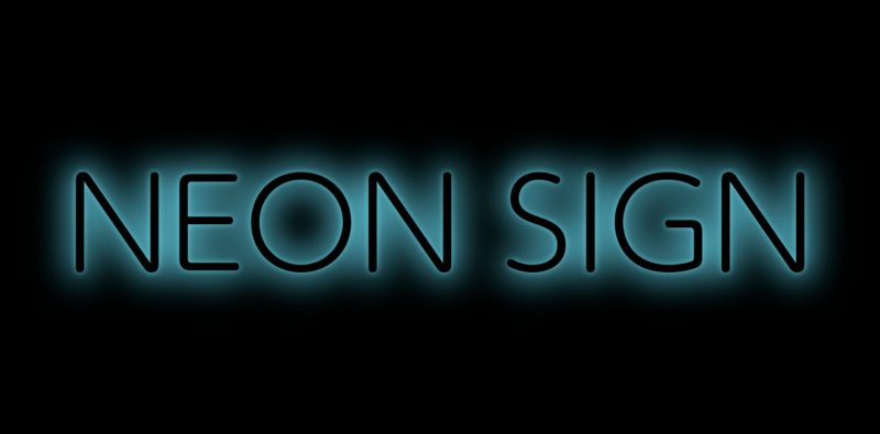 Illustrator_ appearance-neon12